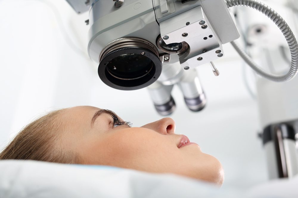 What Is A Laser & How Is It Used In Eye Surgery?