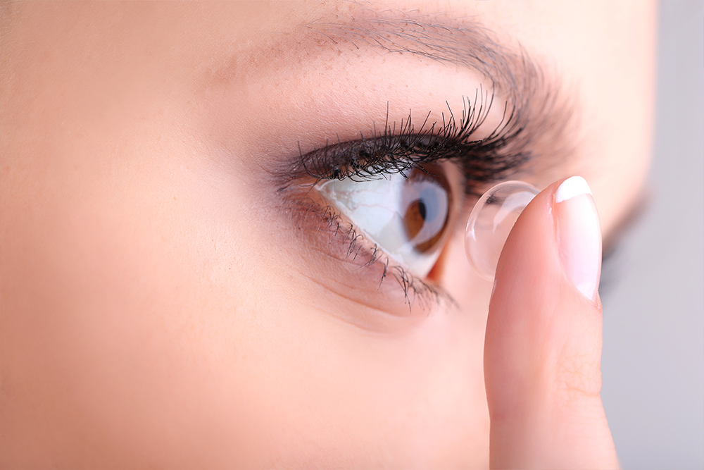 How to Take Care of Contact Lenses
