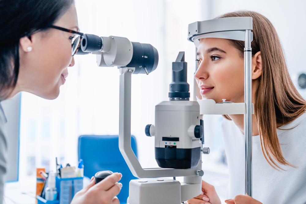 What Is A Comprehensive Eye Exam?